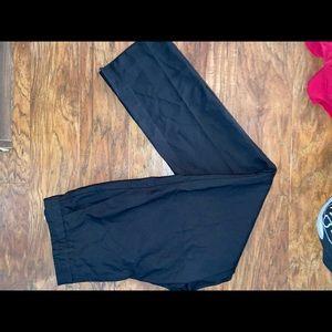 Men's slim fit slacks